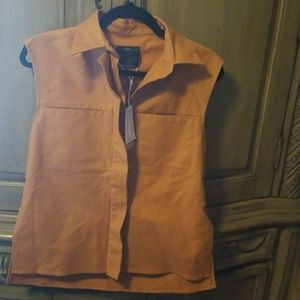 C/MEO Collective top caramel